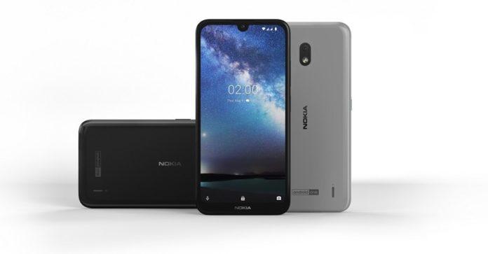 В России представили смартфон Nokia 2.2 с «голой» Android дешевле 7000 руб.