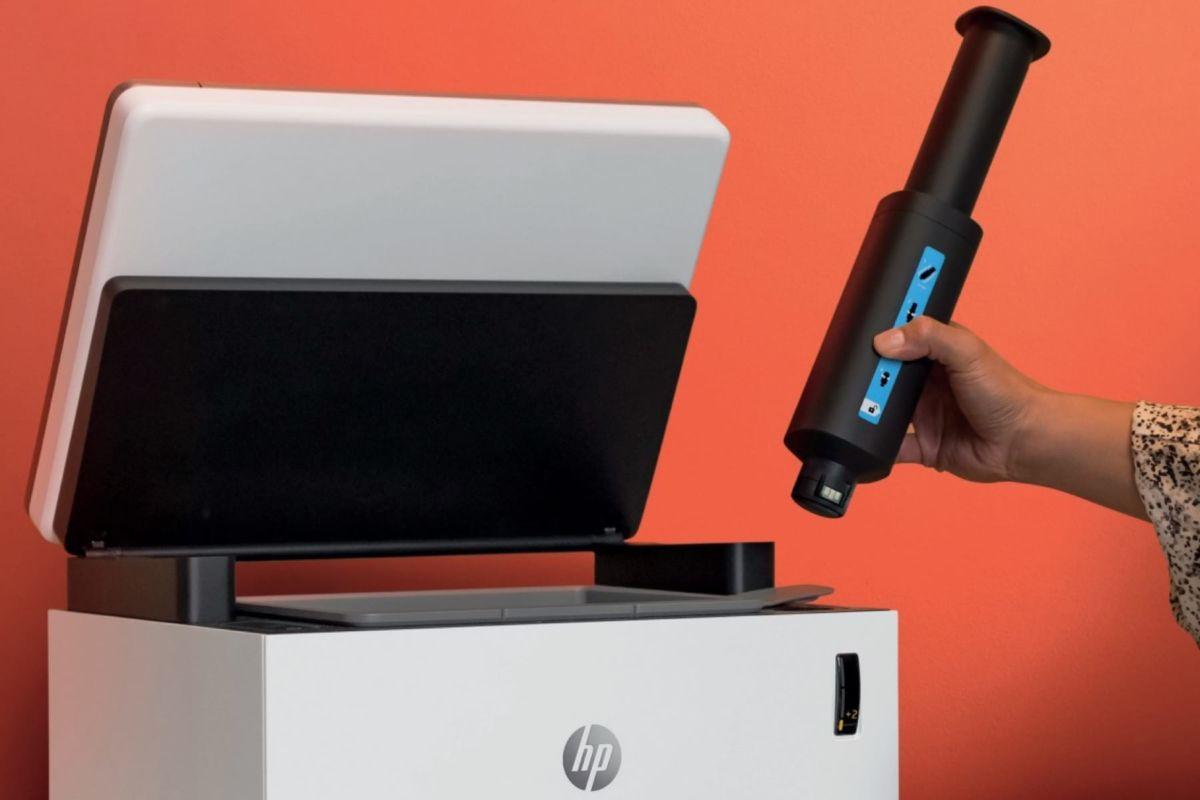 HP представил лазерный принтер, который можно перезаправлять самостоятельно
