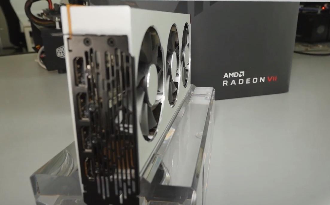 Тест графической карты Sapphire Radeon VII 16GB: а счастье было так близко ...