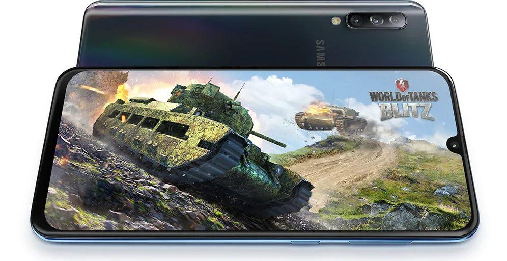 Обзор и тест смартфона Samsung А70: мне всего и побольше!