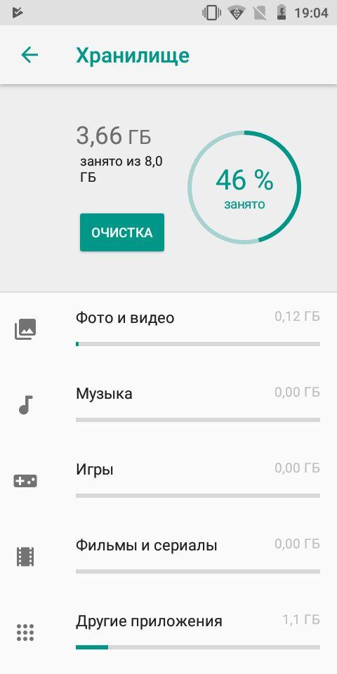 Обзор смартфона Fly Life Sky: базовые функции за 4000 руб.