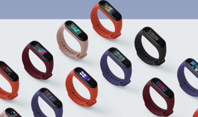 Xiaomi представила новое поколение суперхитового фитнес-браслета Mi Band