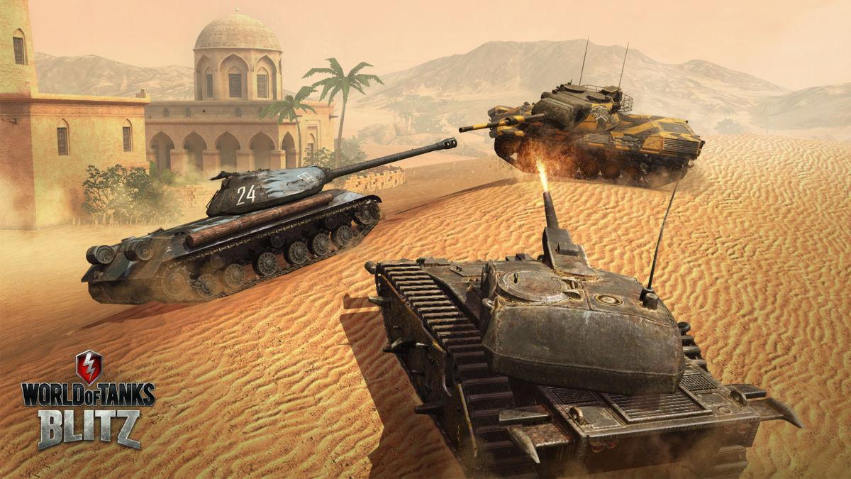 """Топ гаджетов для World of Tanks Blitz: на чем играют """"танкисты""""?"""