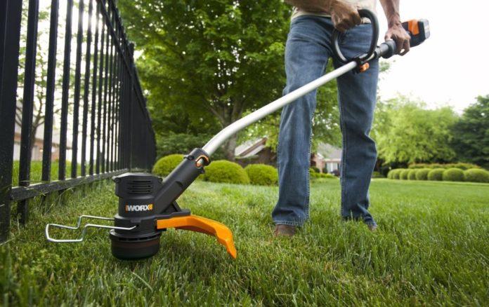 Выбираем триммер для травы: бензиновый вариант