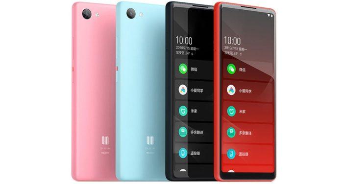 Производитель кнопочных телефонов Xiaomi представил свой первый смартфон. Он вышел весьма необычным!
