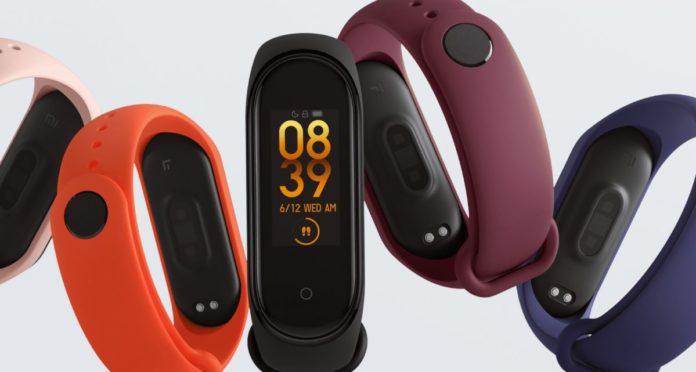 Стартовали российские продажи потенциального бестселлера Xiaomi Mi Smart Band 4