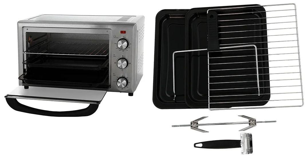 Мини-печь: альтернатива духовке
