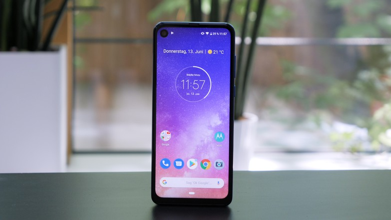 Тест смартфона Motorola One Vision: Android One в кино-формате