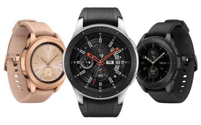 Умные часы Samsung могут получить «жиромер»