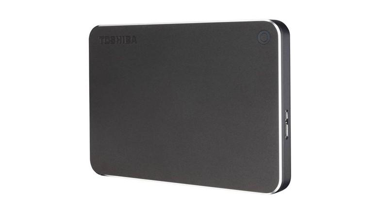 Тест и обзор внешнего жесткого диска Toshiba Canvio Premium 4TB