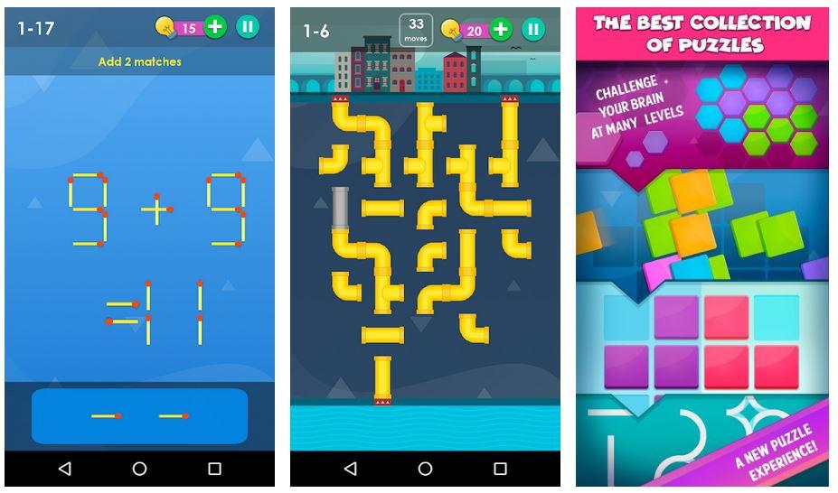Напряги извилины: топ-10 логических игр для смартфона