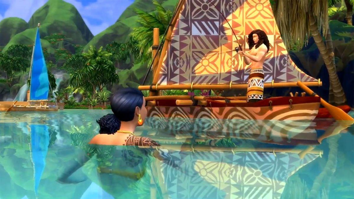 The Sims 4: Жизнь на острове - 5 лучших читов