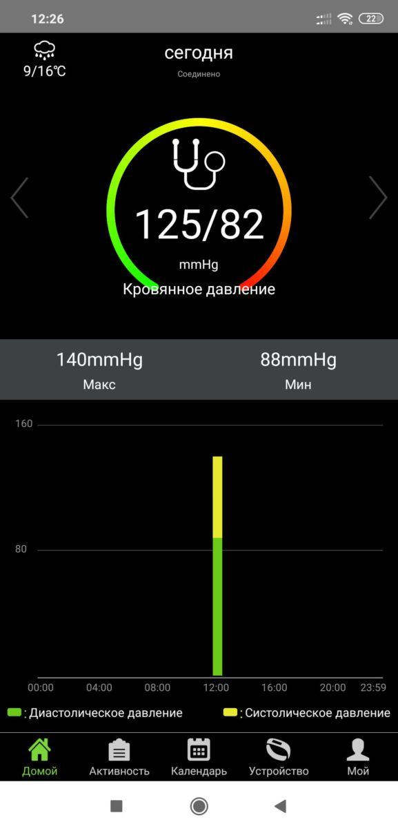 Тест фитнес-браслета Smarterra FitMaster Pulsar: больше, чем спорт