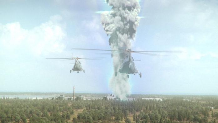 Хотите сыграть в ликвидатора аварии в Чернобыле?