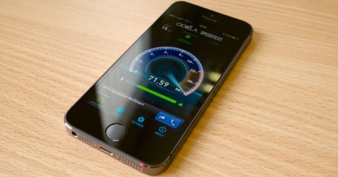 Составлен рейтинг сотовых операторов по скорости работы мобильного интернета