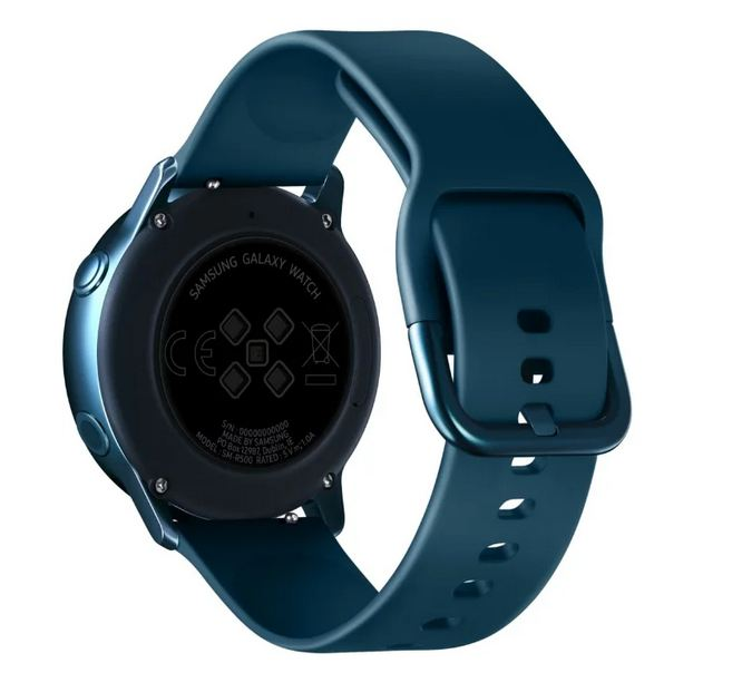 Обзор умных часов Samsung Galaxy Watch Active: активно разряжаются