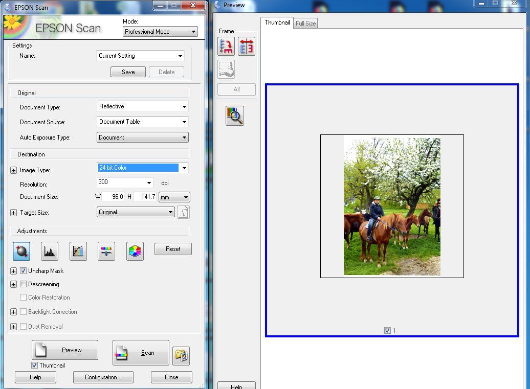 Сканер поможет: как отсканировать фото и сохранить его в компьютере