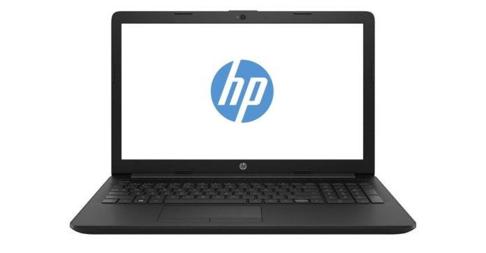 Обзор ноутбука HP 15-da1402ng: большой накопитель и тусклый дисплей