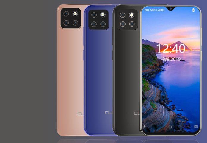 Китайцы представили дешевый смартфон с «квадратной» камерой, как у iPhone 11