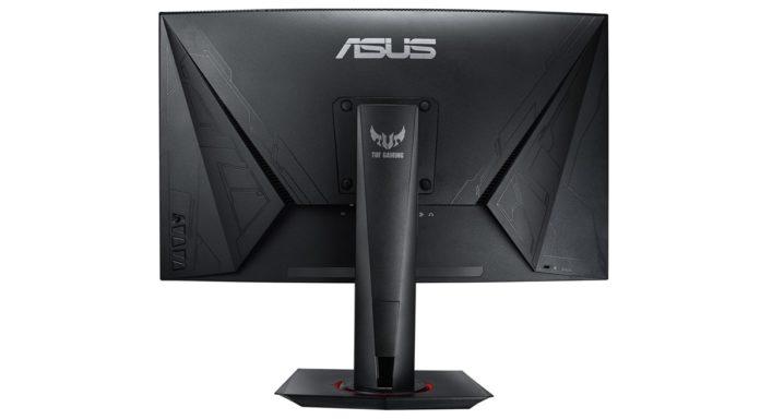 ASUS представила крутой геймерский монитор TUF Gaming VG27VQ