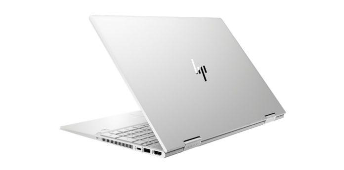 HP представила стильный ноутбук Envy 15