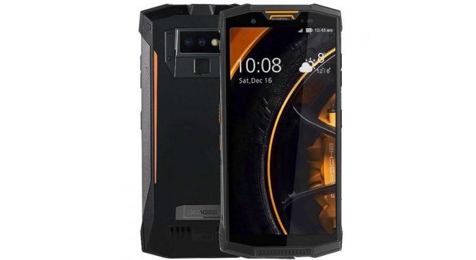 Защищенный смартфон с функцией рации и гигантской батареей предлагается со скидкой в 25%