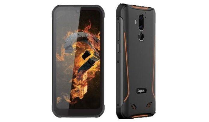 Немцы представили защищенный смартфон с огромным аккумулятором — Gigaset GX290