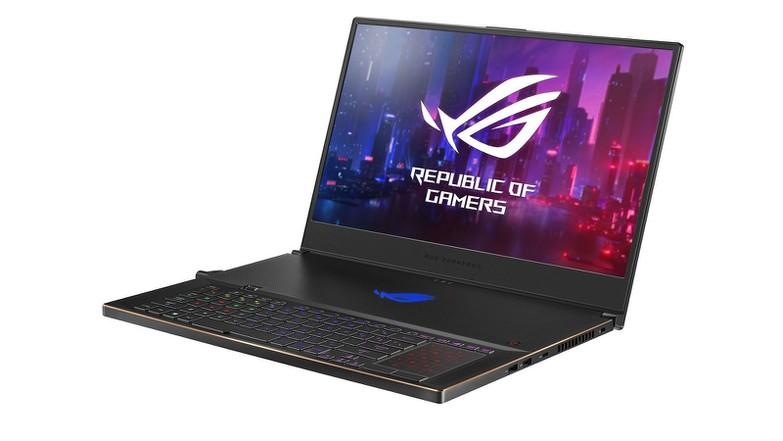 Тест ноутбука Asus ROG Zephyrus S GX701GX: компактный игровой титан