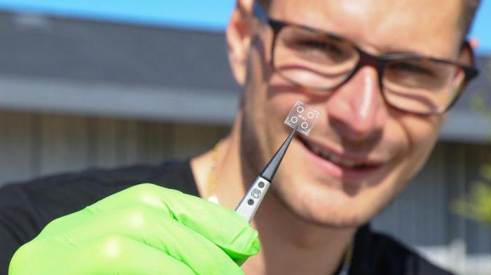 Ученые придумали, как доставлять обезболивающее точно к источнику боли