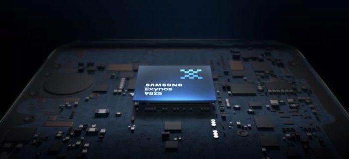 Официально представлен новый процессор для флагманского смартфона Samsung Galaxy Note10
