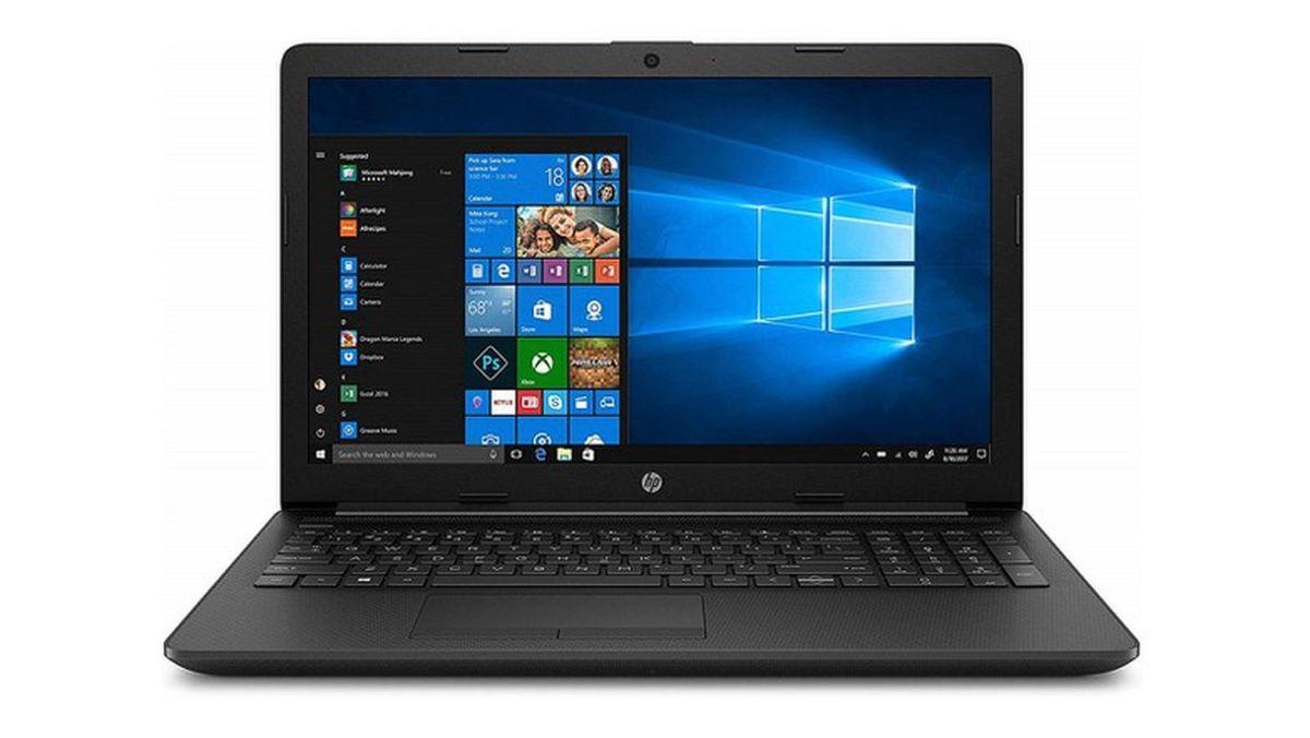 Тест ноутбука HP 15-db1002ng: отличная производительность от AMD и оснащение