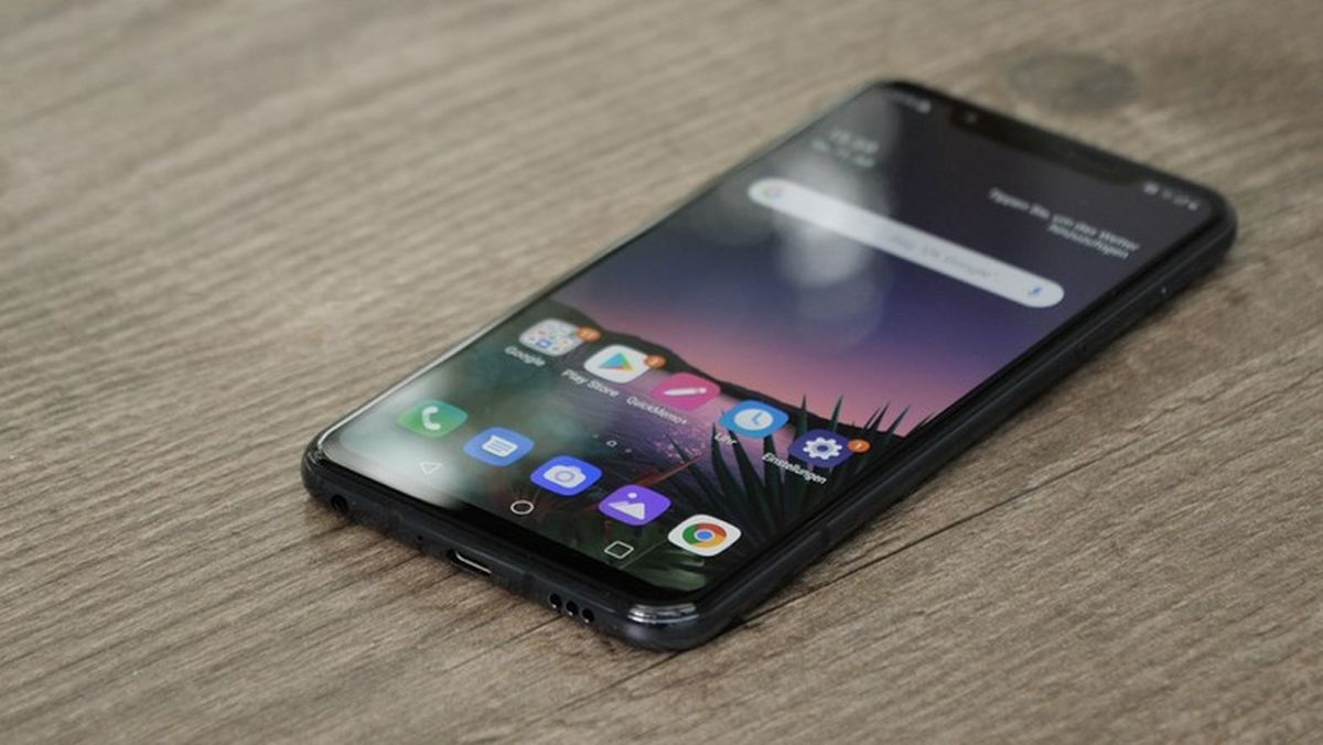 Тест LG G8s ThinQ: элегантный и быстрый High-End смартфон