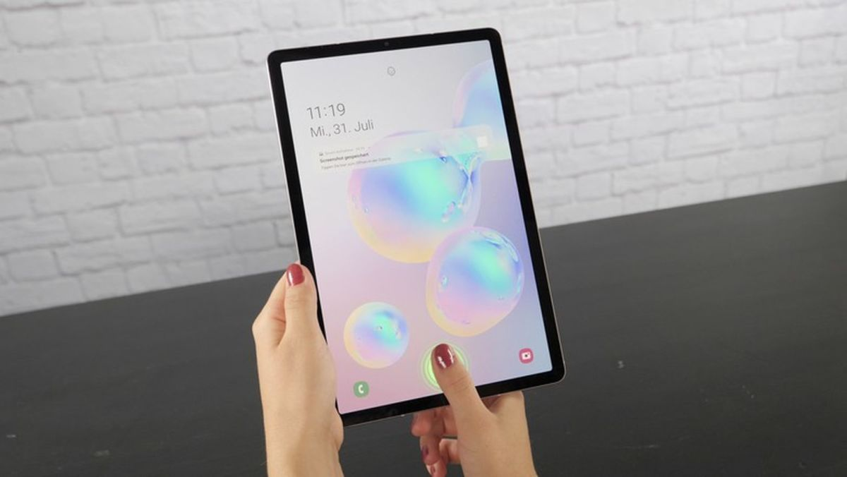 Тестируем новый планшет Samsung Galaxy Tab S6 LTE 128GB: практичный и мощный