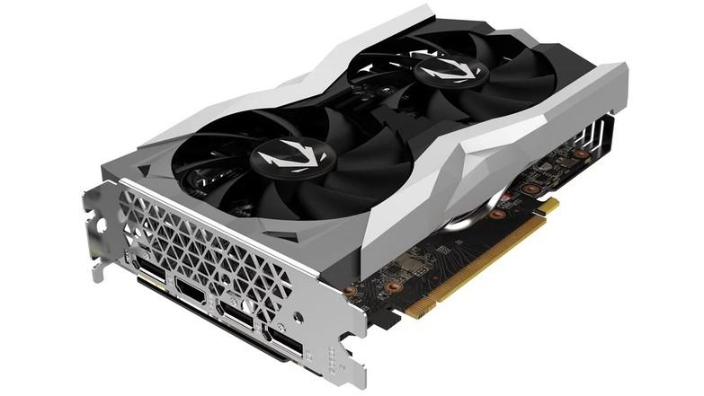 Тест видеокарты Zotac Gaming GeForce RTX 2060 Super Mini