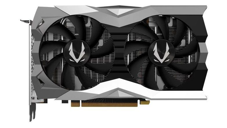 Тест видеокарты Zotac Gaming GeForce RTX 2060 Super Mini
