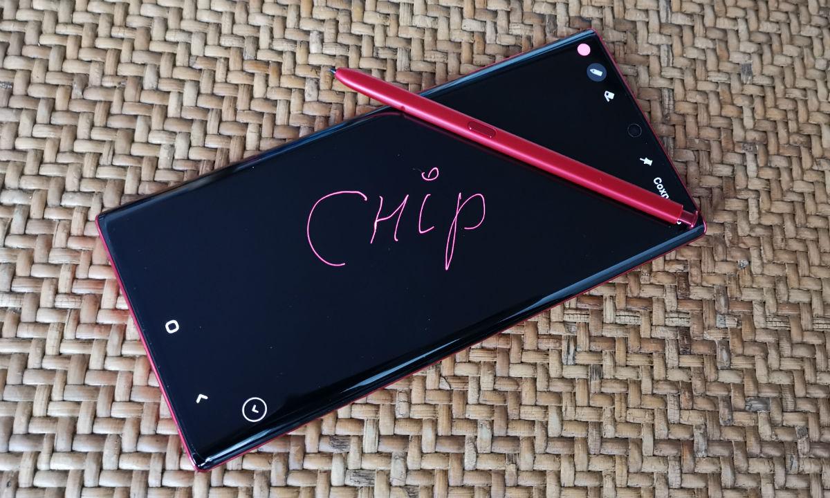 Обзор смартфона Samsung Galaxy Note 10: блокнот за 70 000 рублей