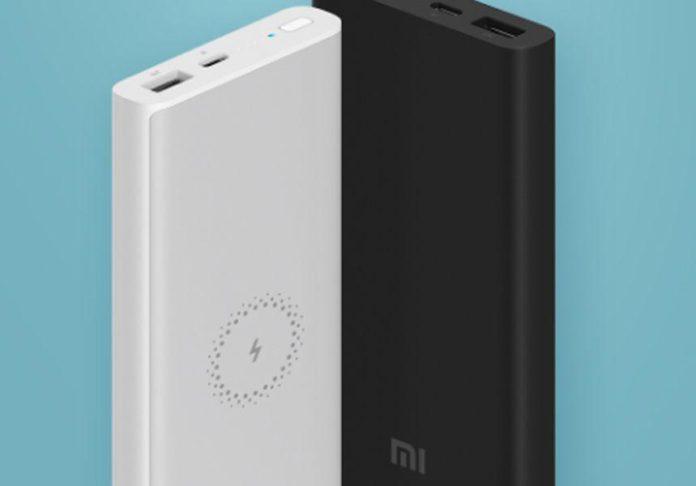 Xiaomi представила внешний аккумулятор с беспроводной зарядкой дешевле 1200 руб.