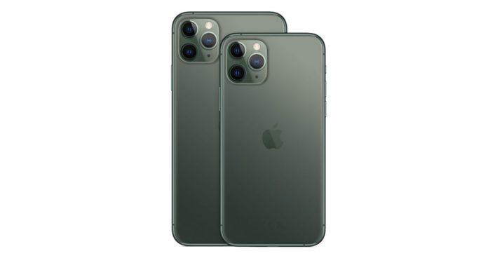 Названы официальные российские цены новых iPhone 11, iPhone 11 Pro и iPhone 11 Pro Max