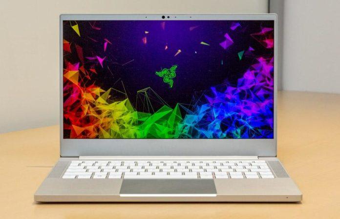 Представлен первый в мире игровой ультрабук с новейшим процессором Intel