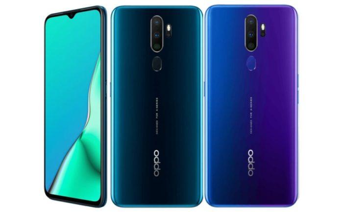 Смартфон Oppo A9 (2020) получил большой аккумулятор и возможность подзаряжать другие гаджеты