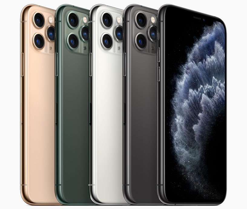 5 фишек новых iPhone 11: новые камеры, новые цвета и кое-что еще