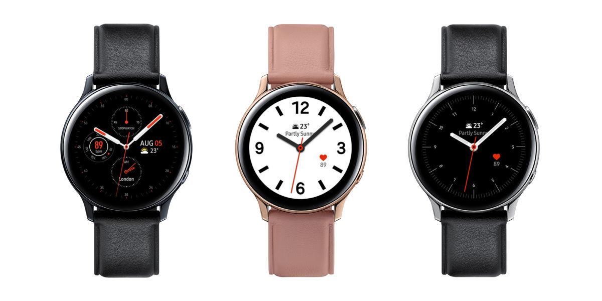 На новых Galaxy Watch Active2 можно смотреть видео и сидеть в соцсетях