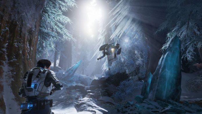 В России представлена новая версия игры Gears 5 и эксклюзивный геймпад Xbox One X