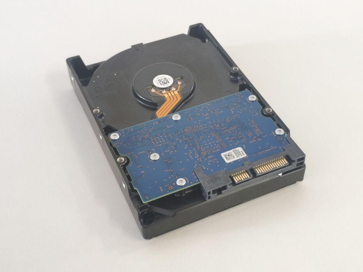 Обзор и тест жесткого диска для видеостриминга Toshiba V300 2Gb