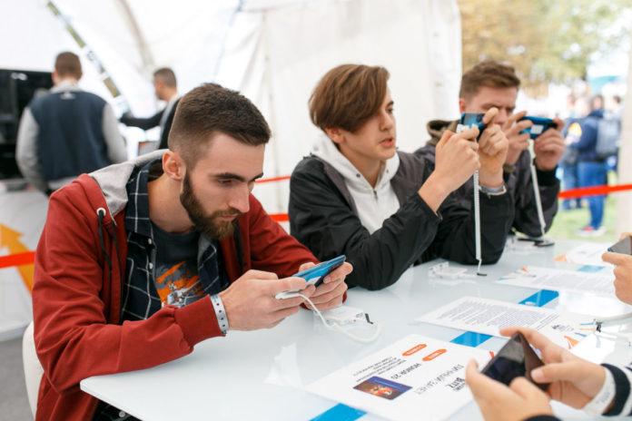 Танкисты встретились офлайн на Wargaming Fest