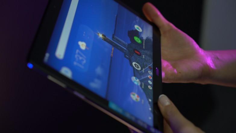 Обзор Lenovo Tab P10: большой планшет с симкой за 17 000 рублей