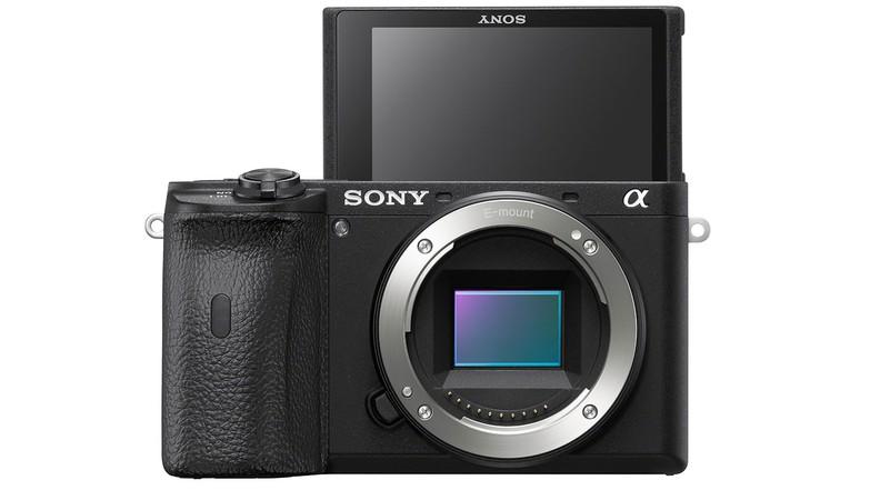 Обзор беззеркальной цифровой камеры Sony Alpha 6600