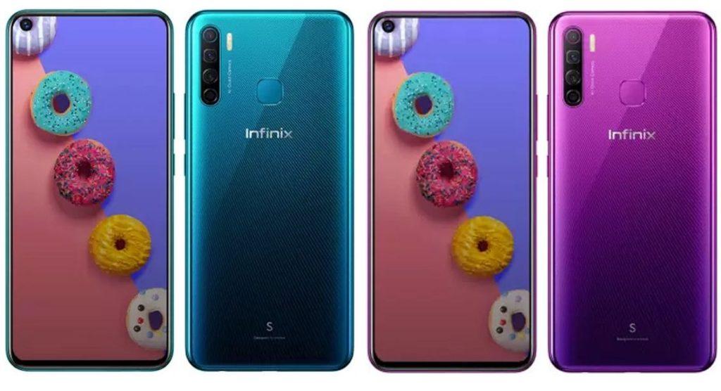 Самый дешевый в мире смартфон с «дырявым» экраном и четверной камерой оценен всего в 8000 руб.
