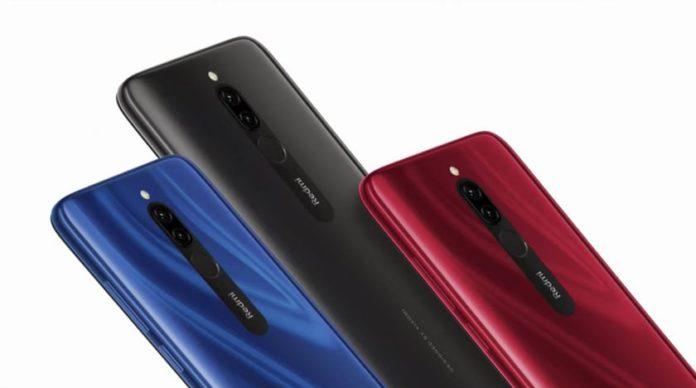Смартфон Xiaomi Redmi 8 приятно удивил низкой ценой