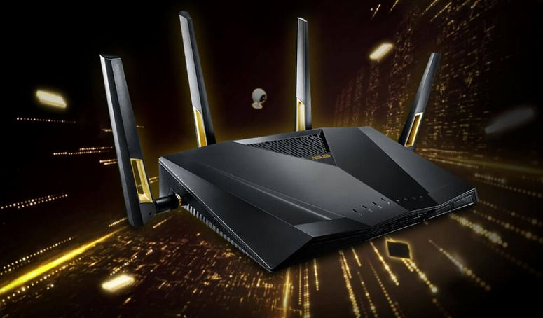ASUS RT-AX88U - один из первых роутеров с поддержкой Wi-Fi 6
